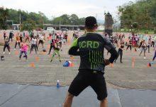 Con actividad física Pitalito conmemoró el Día de la Mujer