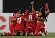 América, finalista de la Libertadores femenina