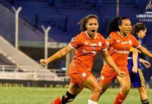 América a la semifinal de la Libertadores femenina