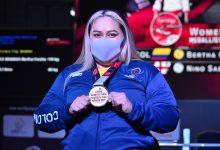 Tercer oro de Colombia en Copa Mundo de parapowerlifting