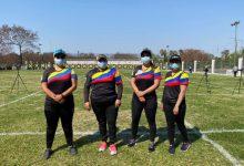 Primera competencia para arqueros colombianos