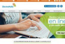 Electrohuila cuenta con nueva página web