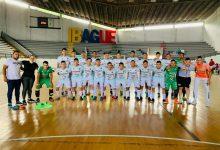 Selección de futsal sub – 17 de fogueo