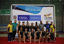 Selecciones de Gimnasia concentradas en Medellín