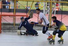 Concluida competencia de hockey patín en Caldas