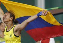 Colombia tercero en el Grand Prix de paratletismo