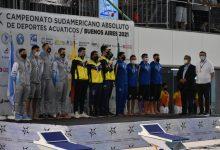 Más medallas para Colombia en Suramericano de natación