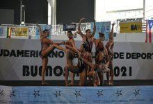 Buen balance nacional en suramericano de natación