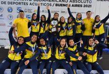 Colombia, los mejores en suramericano de natación