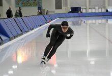 Finalizó nacional de patinaje sobre hielo