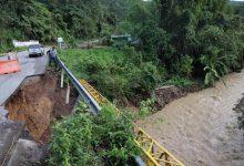 Gobernación pide ayuda a la ANI por la Ruta 45