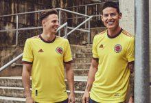 Presentada nueva camiseta de la Selección Colombia