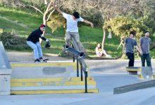 Hoy comienza el nacional de skateboarding