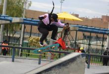 Disputado nacional de skateboarding
