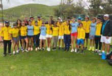 Tenis juvenil colombiano avanza en Bolivia