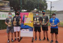 Concluyó torneo Grado 3 de tenis del Huila
