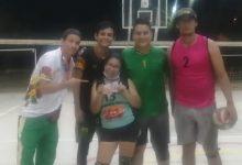 Cumplido torneo de voleibol mixto en Neiva