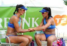 Voley Playa colombiano en eventos internacionales