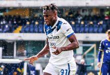 Zapata volvió al gol en Italia