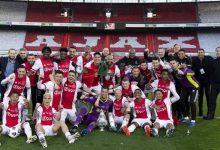 Ajax se lleva la Copa de Holanda