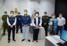 En marcha central de operaciones de emergencia