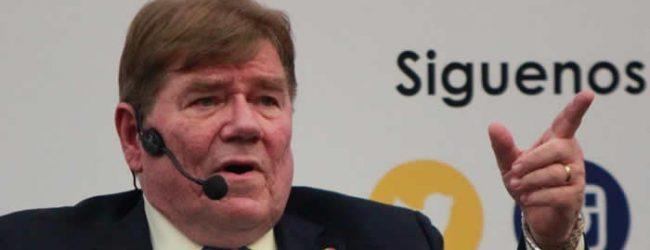 Colombia tiene su jefe de misión a Tokio