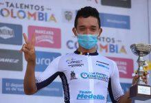 Las palabras del ganador de etapa en la Vuelta a Colombia