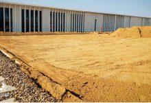 Cancha de fútbol playa para sede de fedefutbol en Barranquilla