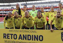 Segundo triunfo de la Selección femenina sobre Ecuador