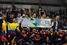 Italia, casa de Colombia en las finales de la Copa Davis