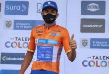 Las palabras del nuevo líder de la Vuelta a Colombia