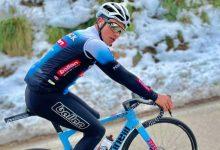 Ciclista colombiano estará en competencia italiana