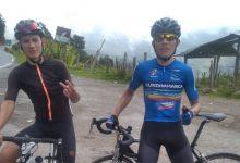 Hermanos Yustre listos para la Vuelta de la Juventud