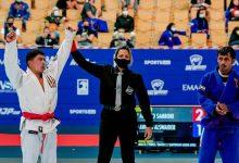 Opita logra bronce en Grand Slam de Jiu Jitsu