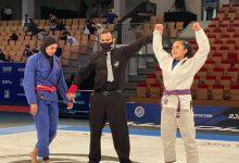 Jiu Jitsu nacional suma medallas en Emiratos Árabes
