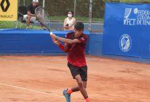 Tenista colombiano rumbo a Roland Garros junior