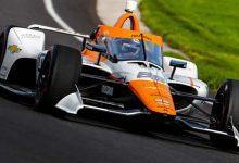 Montoya tercero en nuevas prácticas en Indianapolis