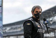 Montoya sexto en primeras prácticas en Indianapolis