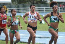 Nacional de atletismo deja nuevas marcas