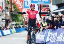 Quintana y sus aspiraciones en la Dauphiné
