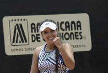 Camila Osorio a semifinales en Charleston