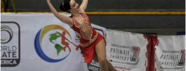 Concluido panamericano de patinaje artístico