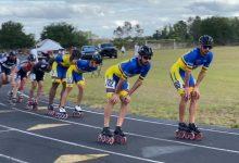 Finalizó challenge de patinaje con dominio colombiano