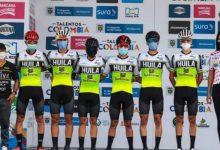 Muñoz el mejor opita en la Vuelta de la Juventud