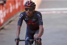 Listos los compañeros de Bernal para el Giro