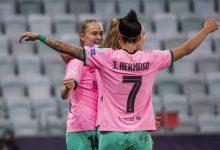 Barcelona se coronó campeona de la 'Champions' fememina