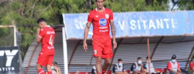 Titularidad y victoria de Juan David Losada en Paraguay