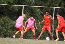Losada titular en reciente empate en Paraguay