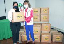 Madres lactantes de Neiva recibieron kits alimentarios