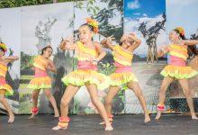 Cumplido encuentro infantil de danza en Neiva